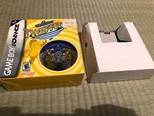 WarioWare: Twisted (Nintendo Game Boy Advance, 2005) Original box only