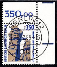 51) Berlin SWK 835 350 Pf Eckrand 2 Bogenecke EOR mit EST Berlin 12 und m Gummi