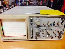 Hitachi v552 oscilloscope 50mhz v-552