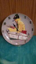 Fisherman clock !