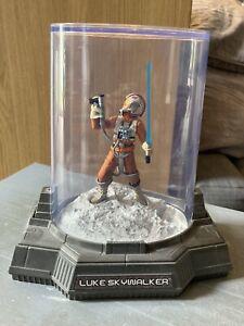 Star Wars Hasbro Luke Skywalker Snowspeeder Pilot Action Figure Vintage Used
