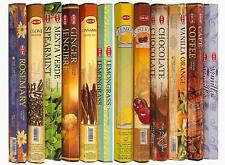 Hem Incense Variety Bakery and Herbs 12 Scents 240 Incense Sticks