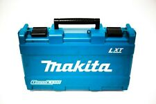 Used Makita Brushless LXT239 Cordless Combo Kit CARRYING CASE ONLY No Drill