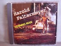 Running Man- OST by Harold Faltermeyer- COLOSSEUM 1988- Made in Germany NEU