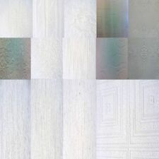 Rotoli e fogli di carta da parati bianco Anaglypta per il bricolage e fai da te