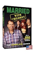 MARRIED WITH CHILDREN - The Complete Series - Free Same Day Shipping