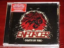 Enforcer: Death By Fire CD 2013 Nuclear Blast Records USA NB 3034-2 NEW