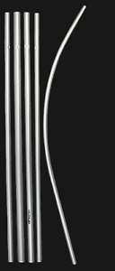 16ft Swooper Flag Pole Kit Flutter Feather Flag Pole