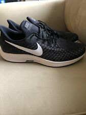 NEW Nike Zoom Pegasus 35 Black White Oreo 942853-001 Men's Size 14 Medium