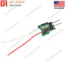 MR16 4-7x1W DC12V 24V to DC3-38V 300mA Constant Current LED Driver Power Supply