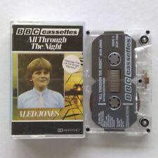 Aled Jones - All Through The Night Cassette (C31)