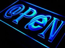 i863-b Internet OPEN Cafe Shop Bar Wall Decor LED Neon Signs