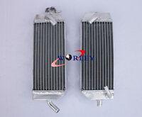 KTM 400 450 525 SX/MXC/EXC 03-06 04 05 2004 aluminum radiator