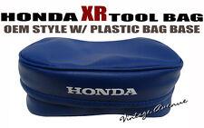HONDA XR250L XR250R XR350R XR600R XR650L TOOL BAG POUCH [197-1]