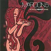 MAROON 5 - SONGS ABOUT JANE - CD ALBUM - THIS LOVE / SHE WILL BE LOVED +