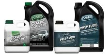 EVANS WATERLESS COOLANT CONVERSION KIT, 7 Ltrs CLASSIC COOL 180 + 7 Ltrs PREP