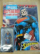SUPEREROI DC COMICS COLLEZIONE UFFICIALE 1 SUPERMAN EAGLEMOSS
