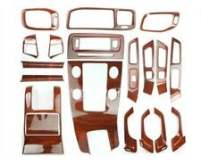 Peach Wood Grain Car interior kit Cover Trim For VOLVO S60 2014-2018