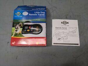 PetSafe Little Dog Remote Trainer PDT00-13410 Pet Dog 8-40lbs Static Collar