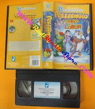 VHS film PREZZEMOLO Il nemico di lamour 2002 animazione ALFADEDIS (F124) no dvd