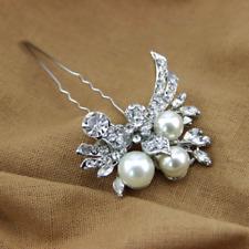 Elegant Wedding Bridal hair accessories hair comb hair clips hair pin for bride