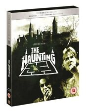 BLU-RAY   THE HAUNTING    PREMIUM EXCLUSIVE EDITION NEW SEALED UK STOCK