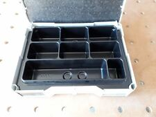 Seven + 1 Compartment Insert for Festool / Tanos Systainer