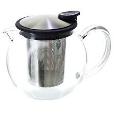 ForLife Bola Glass Teapot with Basket Infuser 25 oz.