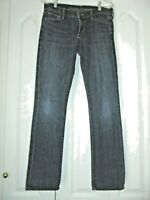 CITIZENS OF HUMANITY AVA Low Rise Straight Leg Distress Denim Jeans Sz. 28