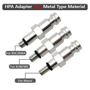 Airsoft HPA Magazine Adapter Valve Conversion (EU)Type for KSC/KWA,KJW/WE,Marui
