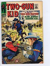Two-Gun Kid #89 Marvel Pub 1967