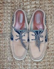 Sperry Womens Boat Shoes Size 8M