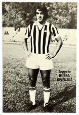 Cartoncino Hurrà Juventus - Pietro Anastasi