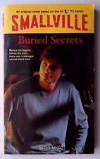 SMALLVILLE BURIED SECRETS BY SUZAN COLON PB BOOK 1ST 2003 TV SERIES SUPERMAN