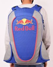 Red Bull Large Camping Hiking Cooler Bag Backpack Blue Food Drinks Cool Picnic