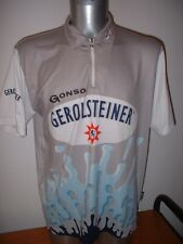 GEROLSTEINER Gonso Shirt Jersey Adult L Cycling Cycle Bike Mountain Ciclismo