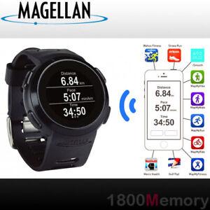 GENUINE Magellan Echo Smart Sport Watch Bluetooth Fitness Activity Tracker Black
