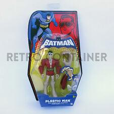 MATTEL BATMAN THE BRAVE & THE BOLD - Plastic Man Action Figure MISB MOC NEW