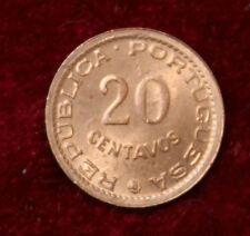 11752/3) 20 Centavos (Mosambik) 1974 in UNC- .................... von Berlin.007