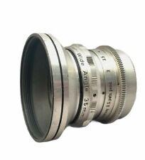 Vintage Argus Wide Angle 35mm 4.5 Sandmar  00006000 Camera Lens Very Clean