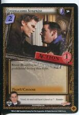Buffy CCG TCG Angels Curse Limited Edition Card #32 Unwelcome Surprise