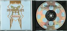 Madonna volgono Collection Best of 1990 GERMANY CD NUOVO Like a Virgin Holiday