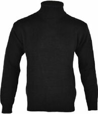 Unbranded Polo Neck Medium Knit Men's Jumpers & Cardigans