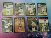 2020 TOPPS Heritage High Number SP #401-#500