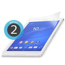 2 films protecteurs écran pour Tablette Sony Xperia Z4 Tablet