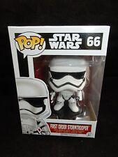 Funko POP! Star Wars First Order Stormtrooper Vinyl Bobblehead Figure #66
