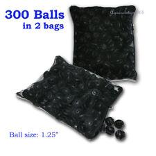 "300 pcs 1.25"" Bio Balls in 2 Free Media Bags Aquarium Koi Reef Fish Pond Filter"