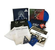 Cult - Sonic Temple 30th Anniversary COLOURED vinyl 3LP Box Set IN STOCK