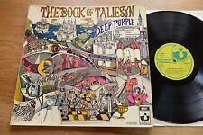 Deep PURPLE the book of taliesyn LP Harvest 1c062-04 000
