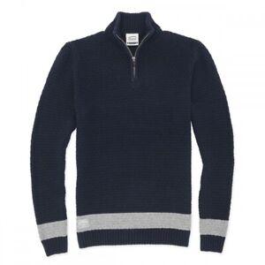 Oxbow PALENY Herren Pullover, Marineblau (UVP 85€)